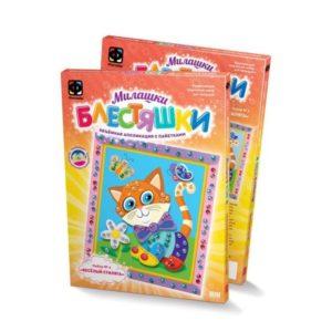 Fantasier Фантазер Аппликация с пайетками Веселый стиляга 257036