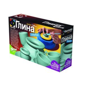 Фантазер Глина голубая 217011