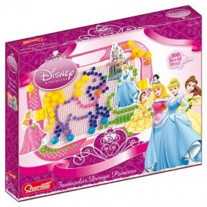 Конструктор Quercetti мозаика Princess Disney 7311
