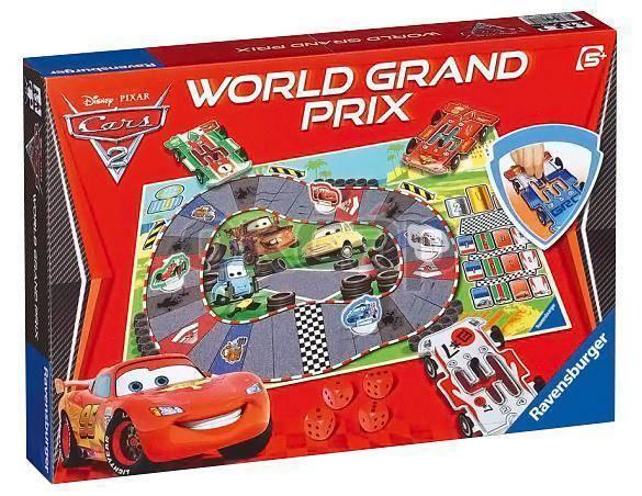Ravensburger: Настольная игра World Grand Prix(Гонки за мировое первенство) 22096