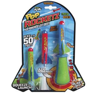 Взлетающие ракеты Pop Rocketz