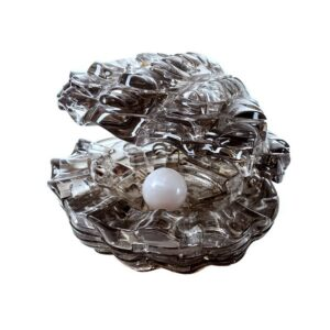 Пазл-3D Головоломка Crystal Puzzle Черная жемчужина