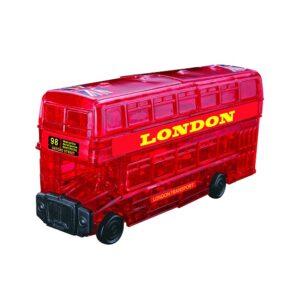 Пазл-3D Головоломка Crystal Puzzle Лондонский автобус