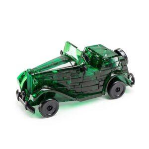 Пазл-3D Головоломка Crystal Puzzle Зеленый автомобиль