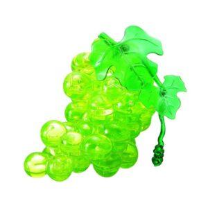 Пазл-3D Головоломка Crystal Puzzle Зеленый виноград