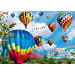 Пазл Ravensburger: Парад воздушных шаров (1000 деталей) (19205)