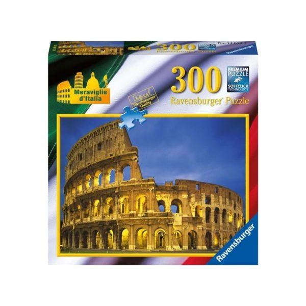 Пазл Ravensburger: Рим Колизей (300 деталей) (14016)