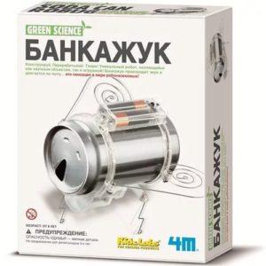 Научно-познавательный набор Банкажук 03266