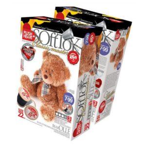 Мягкая игрушка своими руками Медведь Олле (457001)