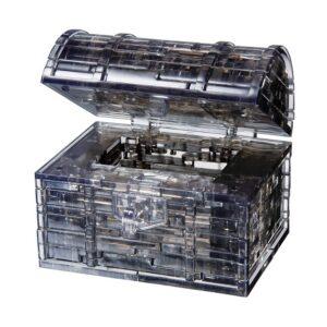 Пазл-3D Головоломка Crystal Puzzle Пиратский сундук