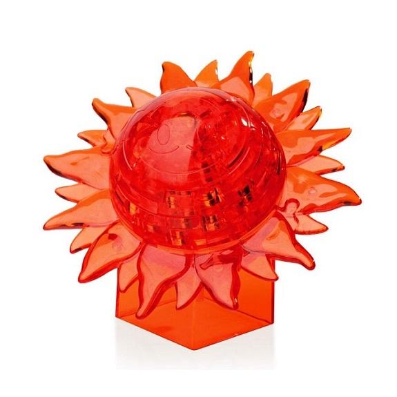 Пазл-3D Головоломка Crystal Puzzle Солнце