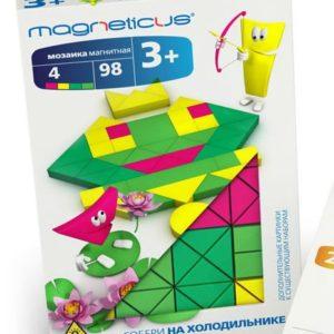 Magneticus Мини-Мозаика Русские народные сказки(MM-08BL) Solunsun.ru