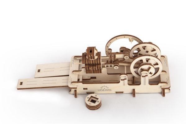 Конструктор пневматический двигатель Ugears