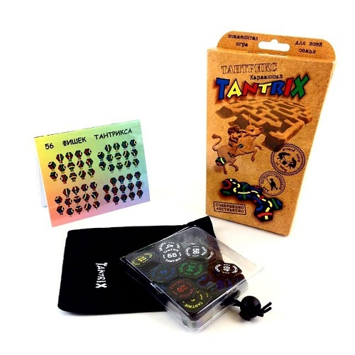 Карманный игровой набор Тантрикс (T17Dsb)