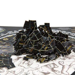 Пазл Карта звёздного неба (Gt0904)