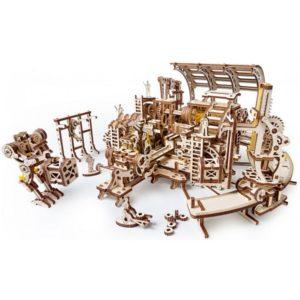 Конструктор-головоломка Ugears — Фабрика роботов