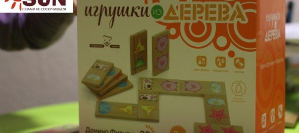 Купить Детское развивающее Домино Фигуры(Д394) вы можете в нашем интернет-магазине Solunsun по выгодной цене, с доставкой по России