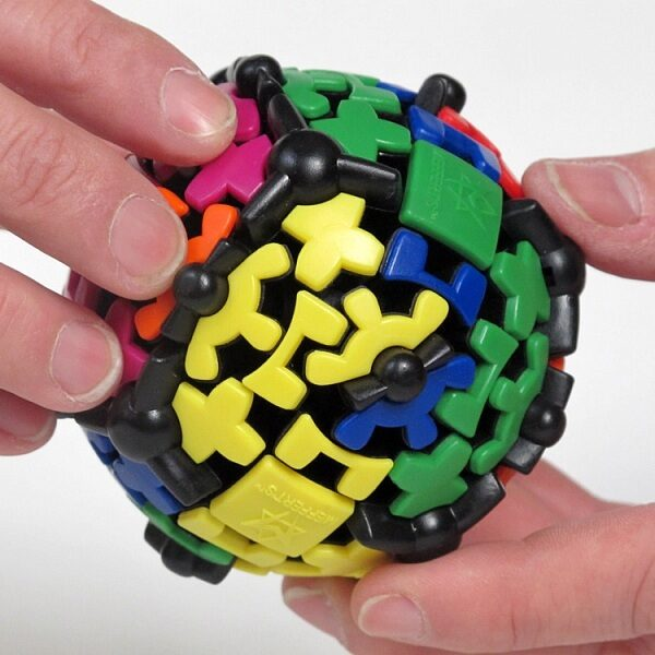Головоломка Meffert's Шестеренчатый Шар (Gear Ball)