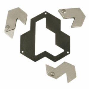 Головоломка Шестиугольник/Hexagon 473742