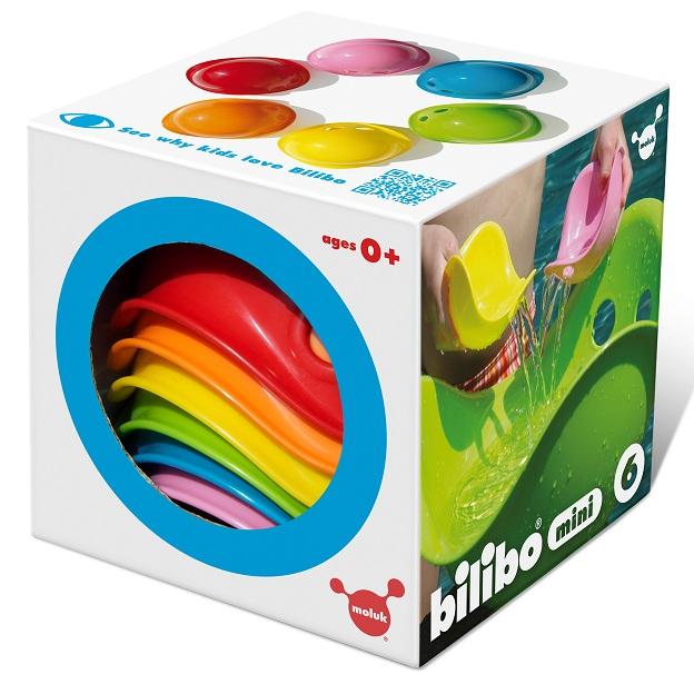 Билибо мини Moluk (6 шт в комплекте) - купить по выгодной цене с доставкой по всей России, в магазине детских игрушек.