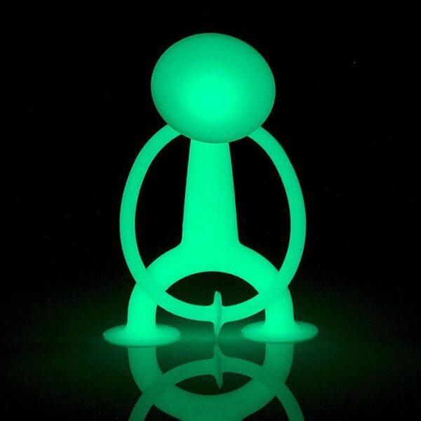 Человечек Oogi ( Уги ) Moluk маленький, светящийся в темноте
