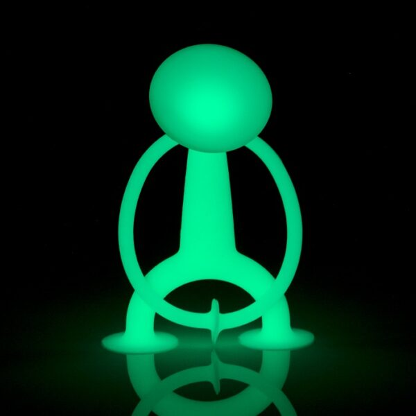 Человечек Oogi ( Уги ) Moluk, светящийся в темноте