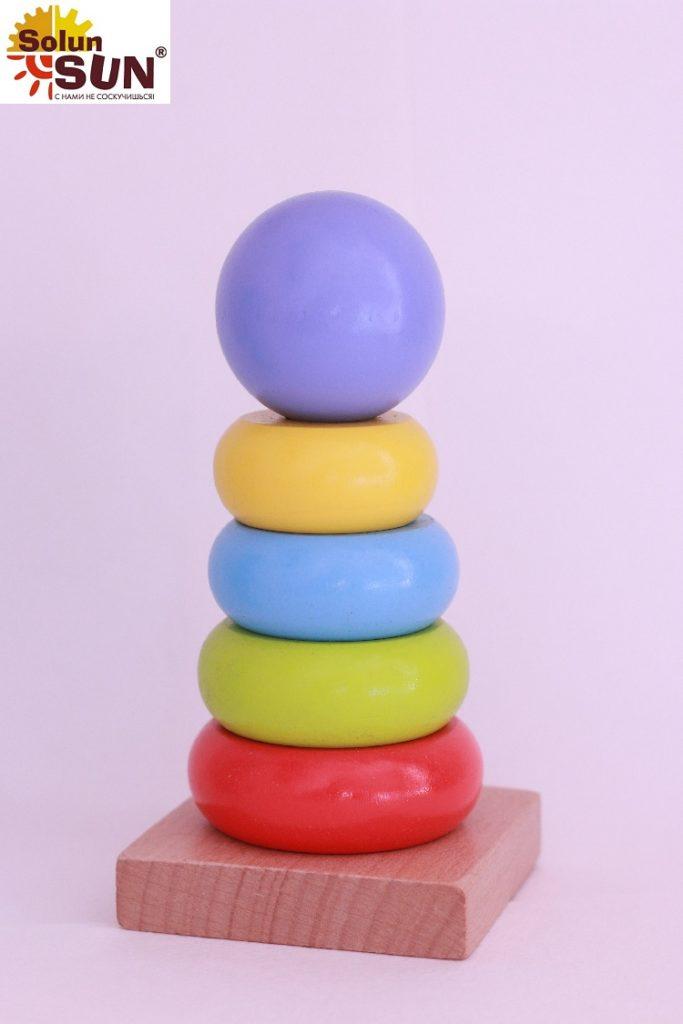 Купить деревянные развивающие игрушки в интернет-магазине подарков, товаров для хобби и детского творчества Solunsun.ru, по выгодной цене с доставкой по всей России.
