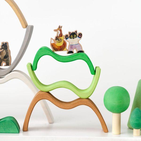 Большие Горы Raduga Grez (RG04011) - купить по выгодной цене с доставкой по всей России, в магазине детских игрушек