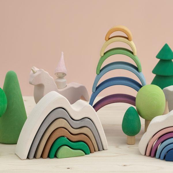 Дуги «Горы» маленькие Raduga Grez (RG04006) - купить по выгодной цене с доставкой по всей России, в магазине детских игрушек.