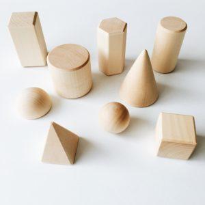 Геометрические фигуры натуральные Raduga Grez (RG02005) - купить в интернет магазине детских развивающих игрушек, подарков, товаров для хобби и детского творчества по выгодной цене.