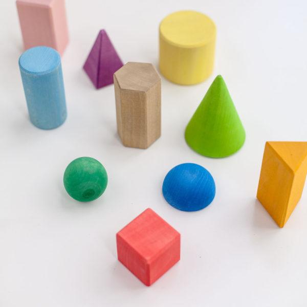 Геометрические фигуры цветные Raduga Grez (RG02008) - купить по выгодной цене с доставкой по всей России, в магазине детских игрушек