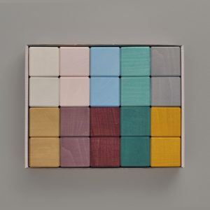 Кубики «Forest soul», 20 шт. Raduga Grez (RG01003) - купить по выгодной цене с доставкой по всей России, в магазине детских игрушек