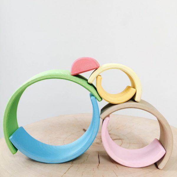 Маленькие дуги «Мир» Raduga Grez (RG04004) - купить в интернет магазине детских развивающих игрушек, подарков, товаров для хобби и детского творчества по выгодной цене.