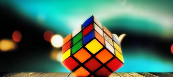 Купить Кубик Рубика в интернет-магазине недорого с доставкой