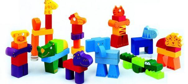 Купить деревянные игрушки в Москве с доставкой по всей России