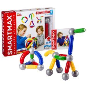 Магнитный конструктор SmartMax Основной набор 30 дет. купить недорого в Москве с доставкой