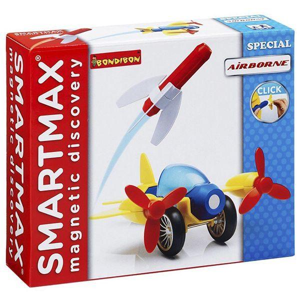 Магнитный конструктор SmartMax Специальный набор: Полёт купить недорого в Москве с доставкой