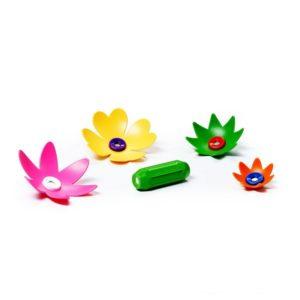 Магнитный конструктор SmartMax Специальный набор: Забавные Цветы купить недорого в Москве с доставкой