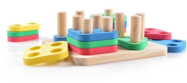 Купить деревянные игрушки недорого в Москве по выгодной цене