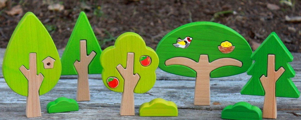 Купить деревянные игрушки дешево
