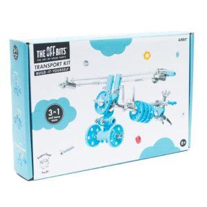 Конструктор The Off bits Airbit купить недорого в интернет-магазине игрушек с доставкой по Москве. Инструкция, полные характеристики, отзывы, скидки.