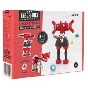 Конструктор The Off bits Artbit купить недорого в интернет-магазине игрушек с доставкой по Москве. Инструкция, полные характеристики, отзывы, скидки.