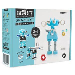 Конструктор The Off bits Carebit купить недорого в интернет-магазине игрушек с доставкой по Москве. Инструкция, полные характеристики, отзывы, скидки.