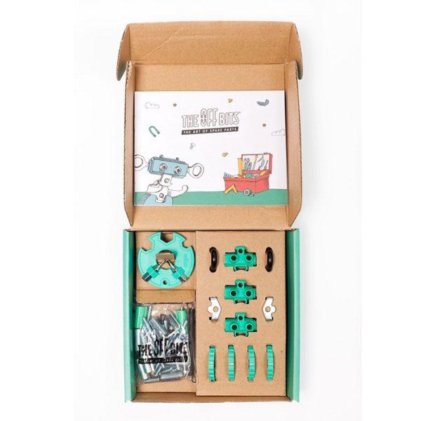 Конструктор The Off bits Dinobit купить недорого в интернет-магазине игрушек с доставкой по Москве. Инструкция, полные характеристики, отзывы, скидки.