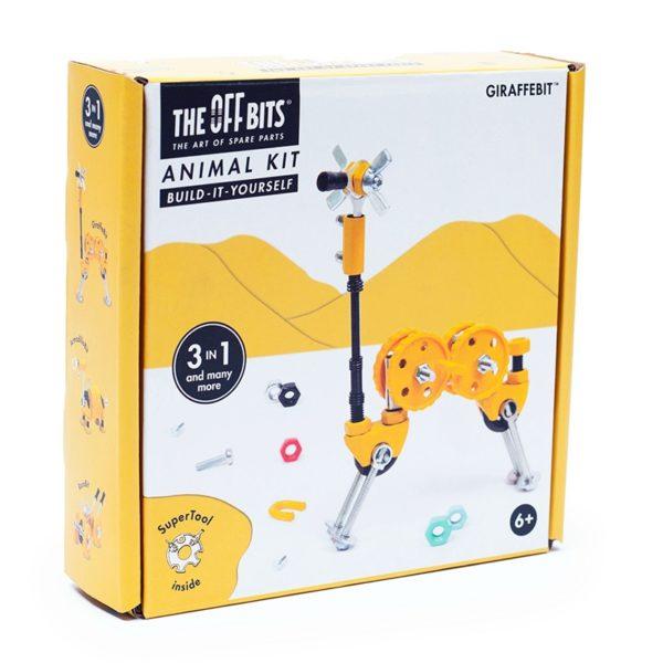 Конструктор The Off bits Giraffe купить недорого в интернет-магазине игрушек с доставкой по Москве. Инструкция, полные характеристики, отзывы, скидки.