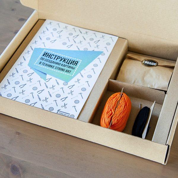 Набор для творчества String Art Картина из ниток Лиса 30*21 купить недорого в интернет-магазине игрушек с доставкой по Москве. Инструкция, полные характеристики, отзывы, скидки.