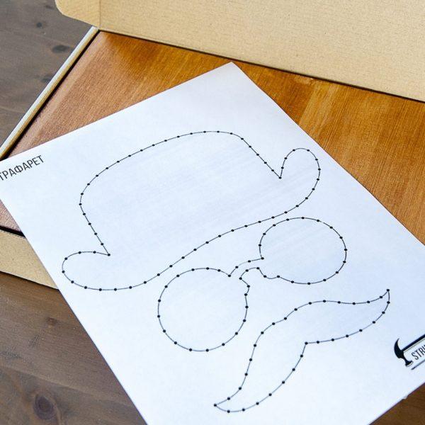 Набор для творчества String Art Картина из ниток Шляпник 30*21 купить недорого в интернет-магазине игрушек с доставкой по Москве. Инструкция, полные характеристики, отзывы, скидки.