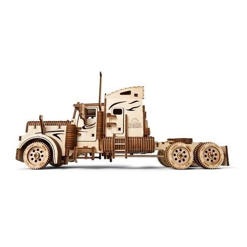 3D-конструктор механический из дерева Ugears - Тягач VM-03