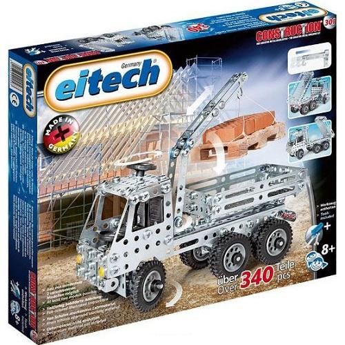 Конструктор Eitech модель Автокран 00301