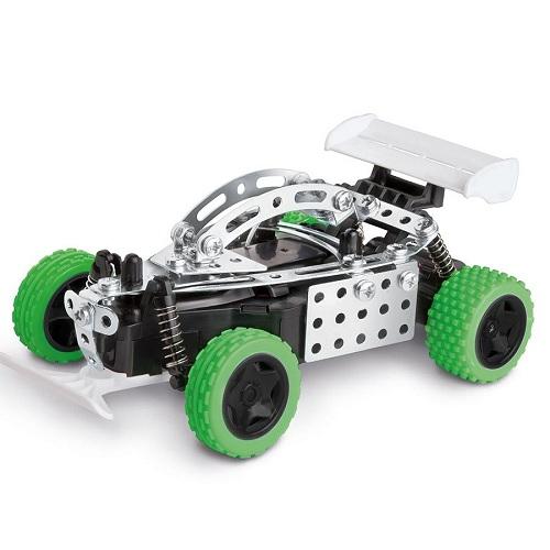 Конструктор Eitech модель Гоночная машина на Р/У 00021